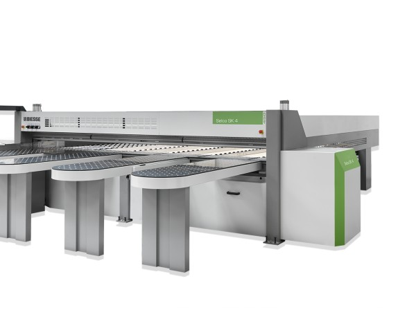 Biesse Selco SK 470 - K1 horizontale Plattenaufteilsäge