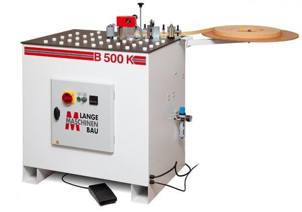 LANGE B 500 K Kantenanleimmaschine für Formteile