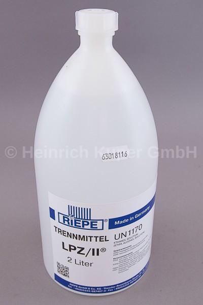 Trennmittel LPZ/II UN1170 2l BRANDT HOMAG TRENNMITTEL