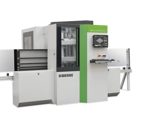 Biesse Brema EKO 2.1 CNC-Bohrmaschine