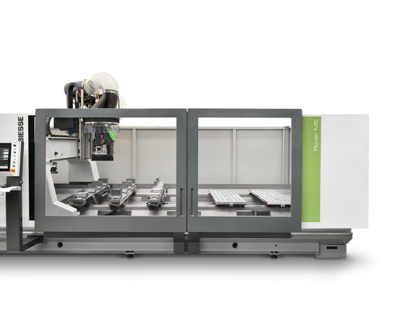 Biesse Rover M5 CNC-Bearbeitungszentrum