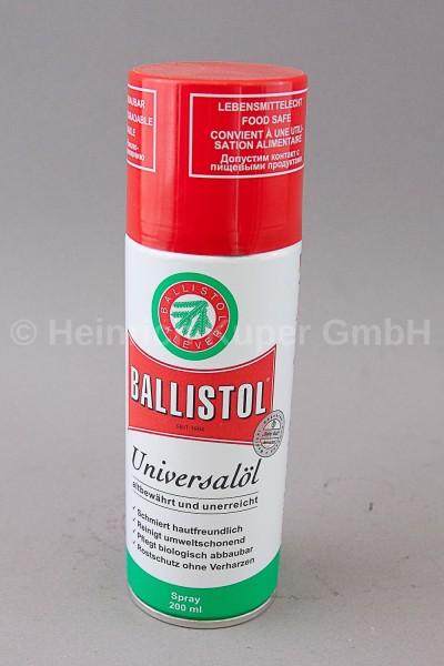 BALLISTOL Spray 200 ml Waffenöl Universalöl lebensmittelecht