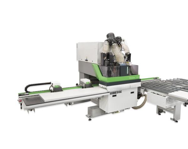 Biesse Skipper 100 S CNC-Bohrmaschine