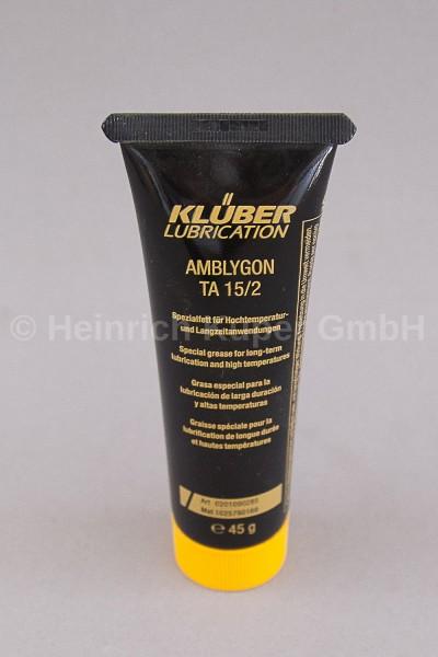 Klüber-Amblygon TA 15/2 45 g Tube Das Fett ist für das Nadellager