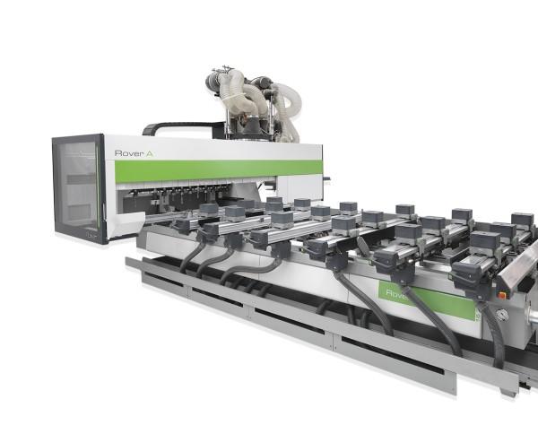 Biesse Rover A 1643 CNC-Bearbeitungszentrum