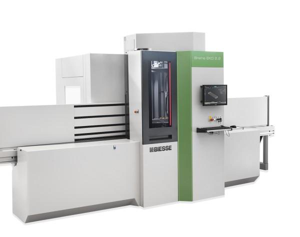 Biesse Brema EKO 2.2 CNC-Bohrmaschine