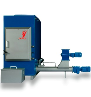 Endress USF-S Heizung