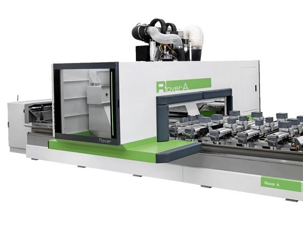 Biesse Rover A 1532 CNC-Bearbeitungszentrum