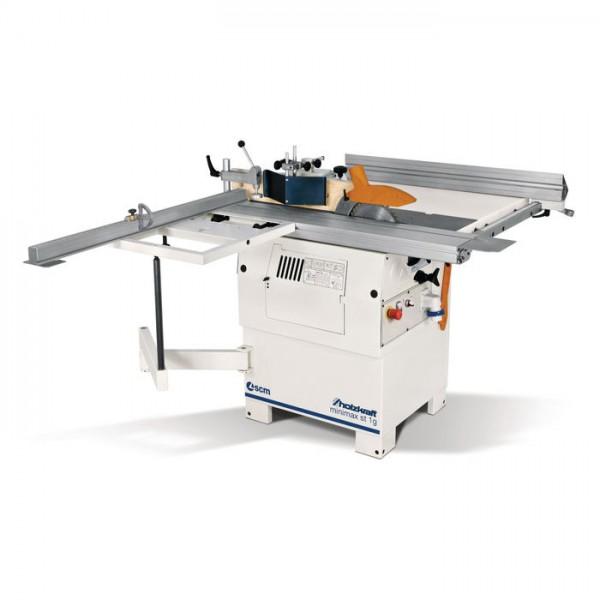 Holzkraft minimax st 1g Kombinierte Säge-Fräsmaschine