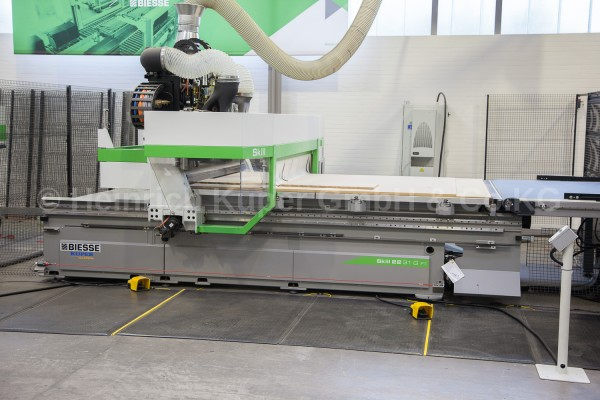 Biesse Skill 2231 G FT CNC-Bearbeitungszentrum