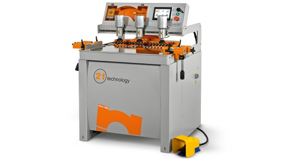 Maggi 21 Technology Hybrid Dübellochbohrmaschine