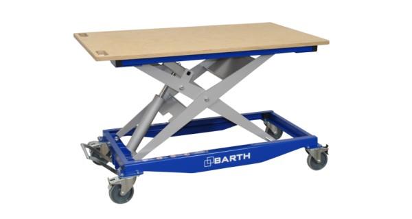 BARTH Typ 300 Hubtisch mit Multiplexplatte